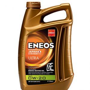 Eneos Ultra 0w-20 4l