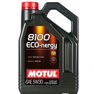 Molul 8100 ECO-NERGY 5W30 4L3