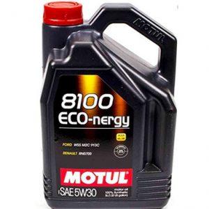 Molul 8100 ECO-NERGY 5W30 5L3